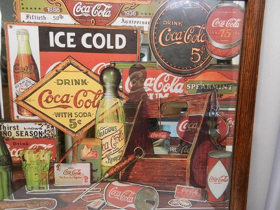 Vintage 1992 Coca Cola Through the Years Limited - 5