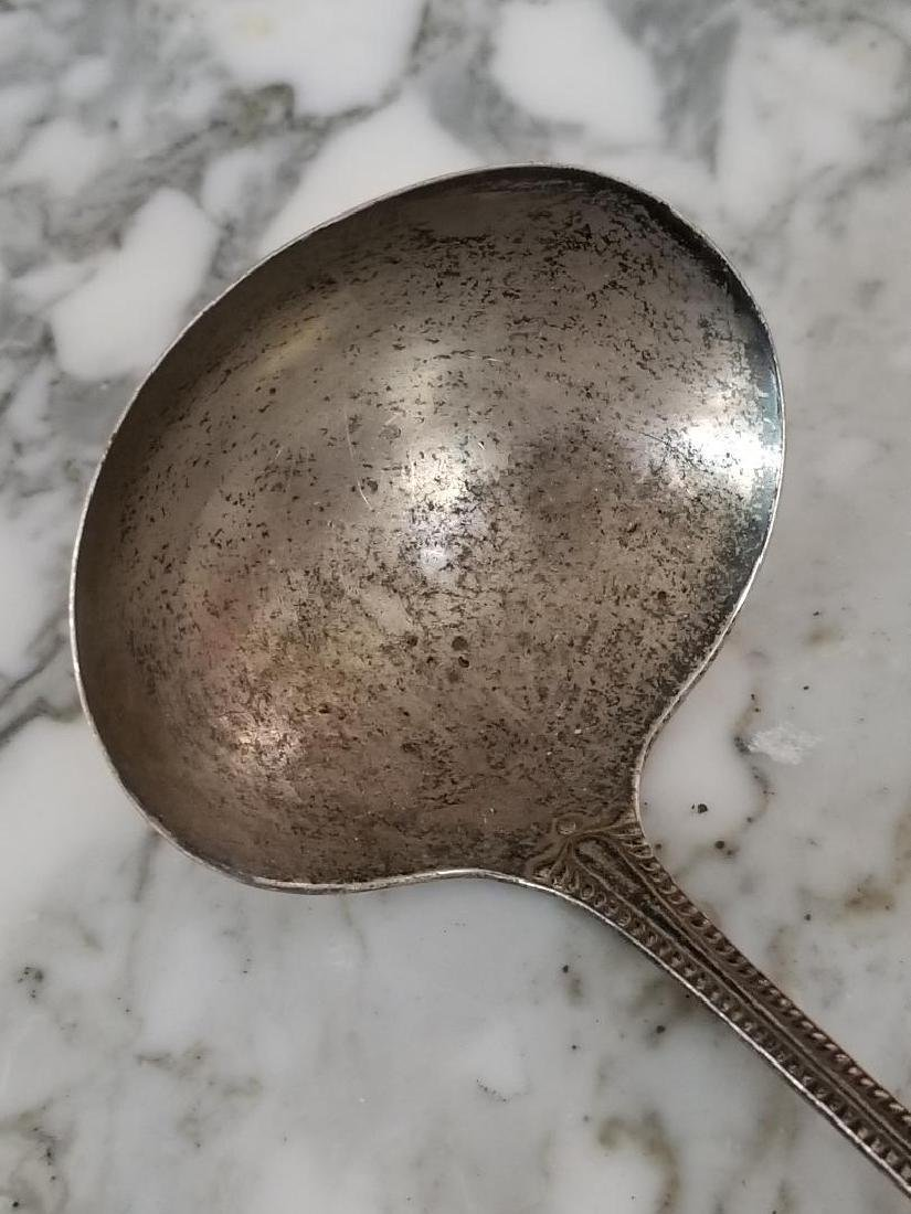 1920 Sterling Silver Tiffany Ladle - 3