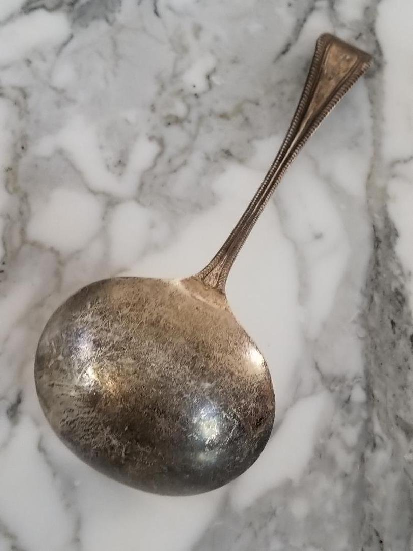 1920 Sterling Silver Tiffany Ladle - 4