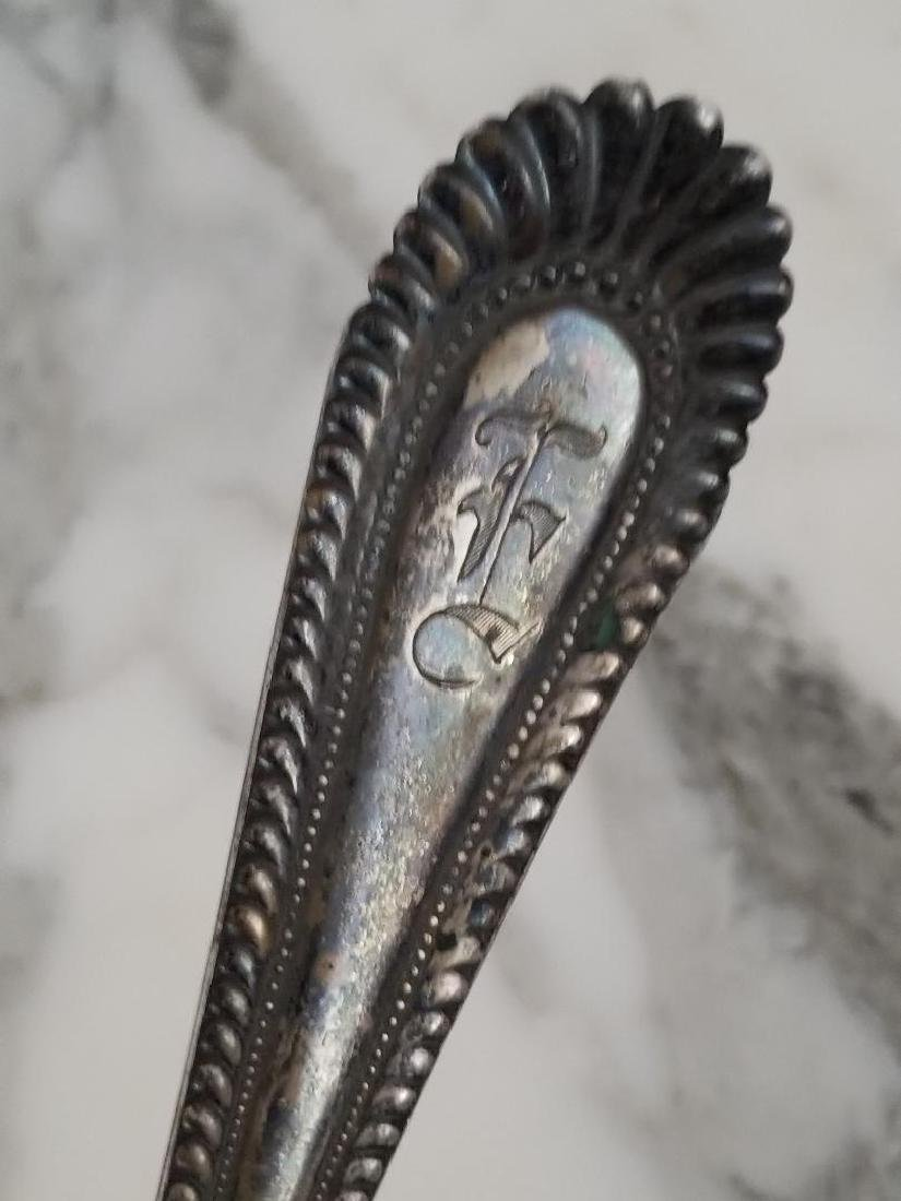 1920 Sterling Silver Tiffany Ladle - 6