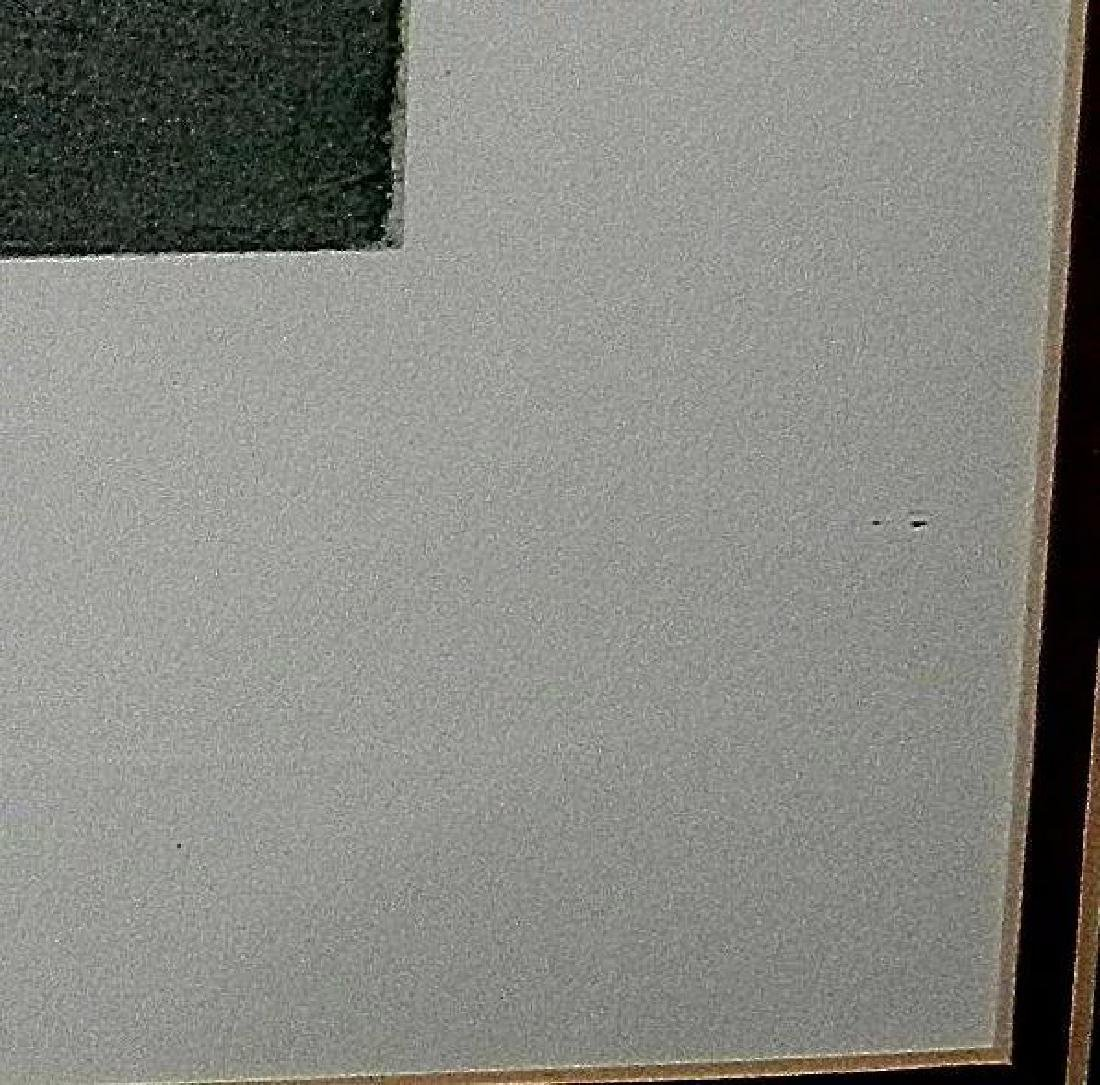 "Vintage George Wright Offset Lithographs ""A Backhander - 9"
