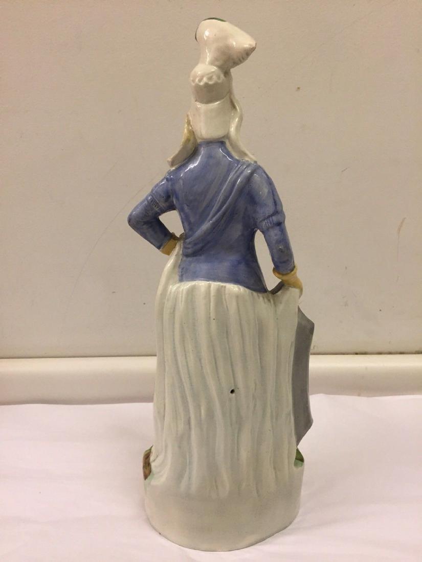 Staffordshire Pearlware Figure of a Highlander, 1890 - 6
