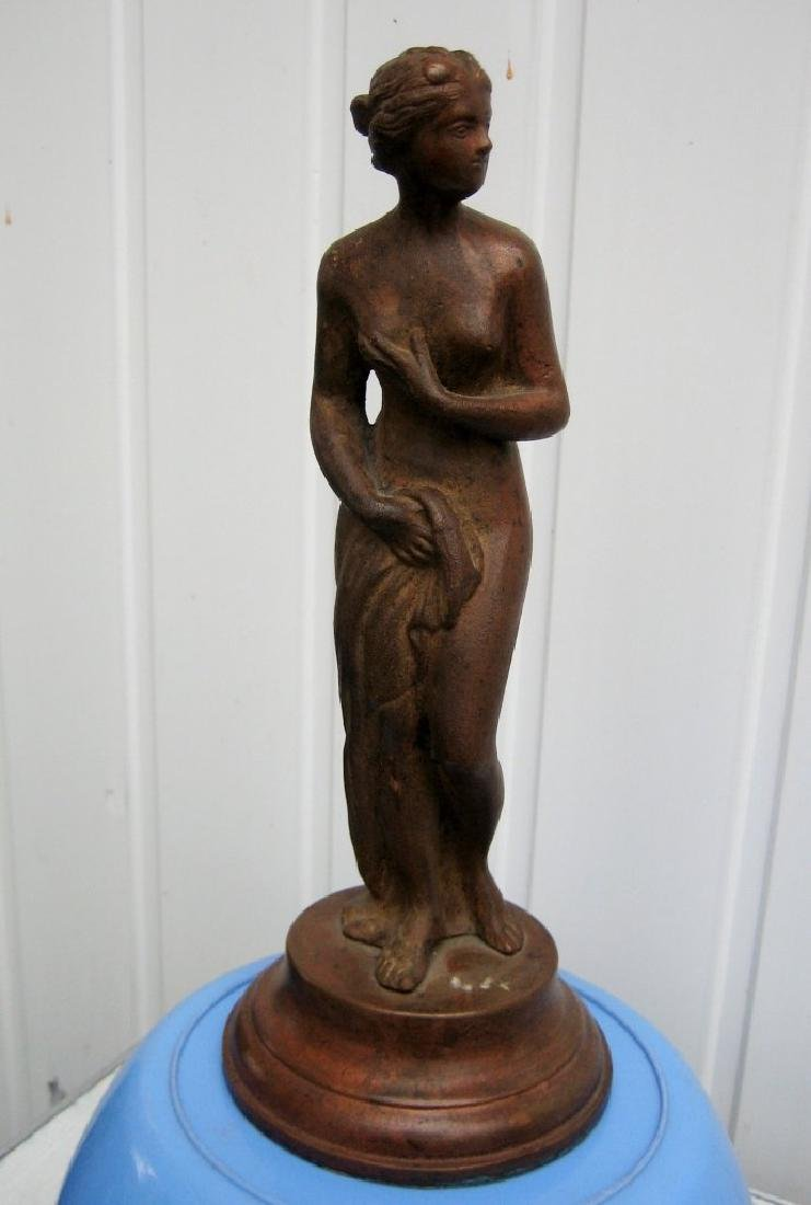 Old Sculpture of Venus  - the goddess of love, beauty