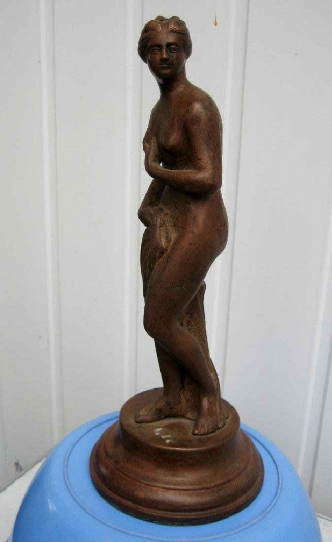 Old Sculpture of Venus  - the goddess of love, beauty - 2