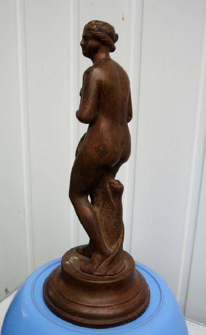 Old Sculpture of Venus  - the goddess of love, beauty - 3