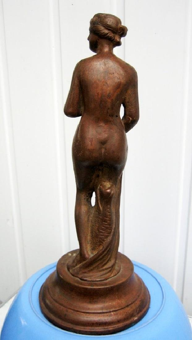Old Sculpture of Venus  - the goddess of love, beauty - 4