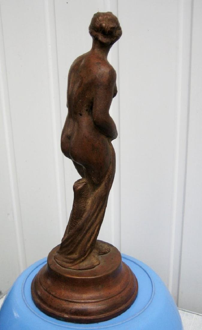 Old Sculpture of Venus  - the goddess of love, beauty - 5
