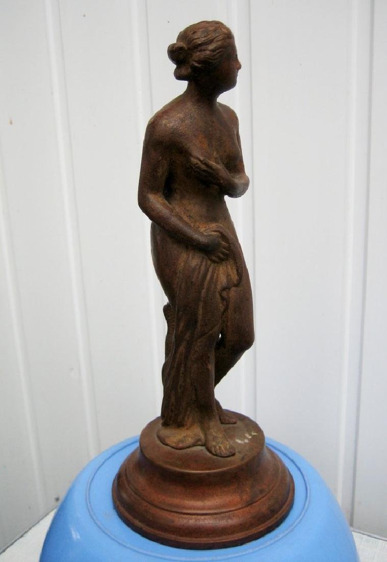 Old Sculpture of Venus  - the goddess of love, beauty - 6