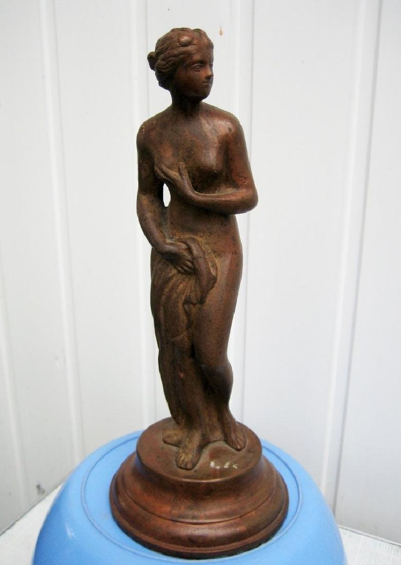 Old Sculpture of Venus  - the goddess of love, beauty - 7