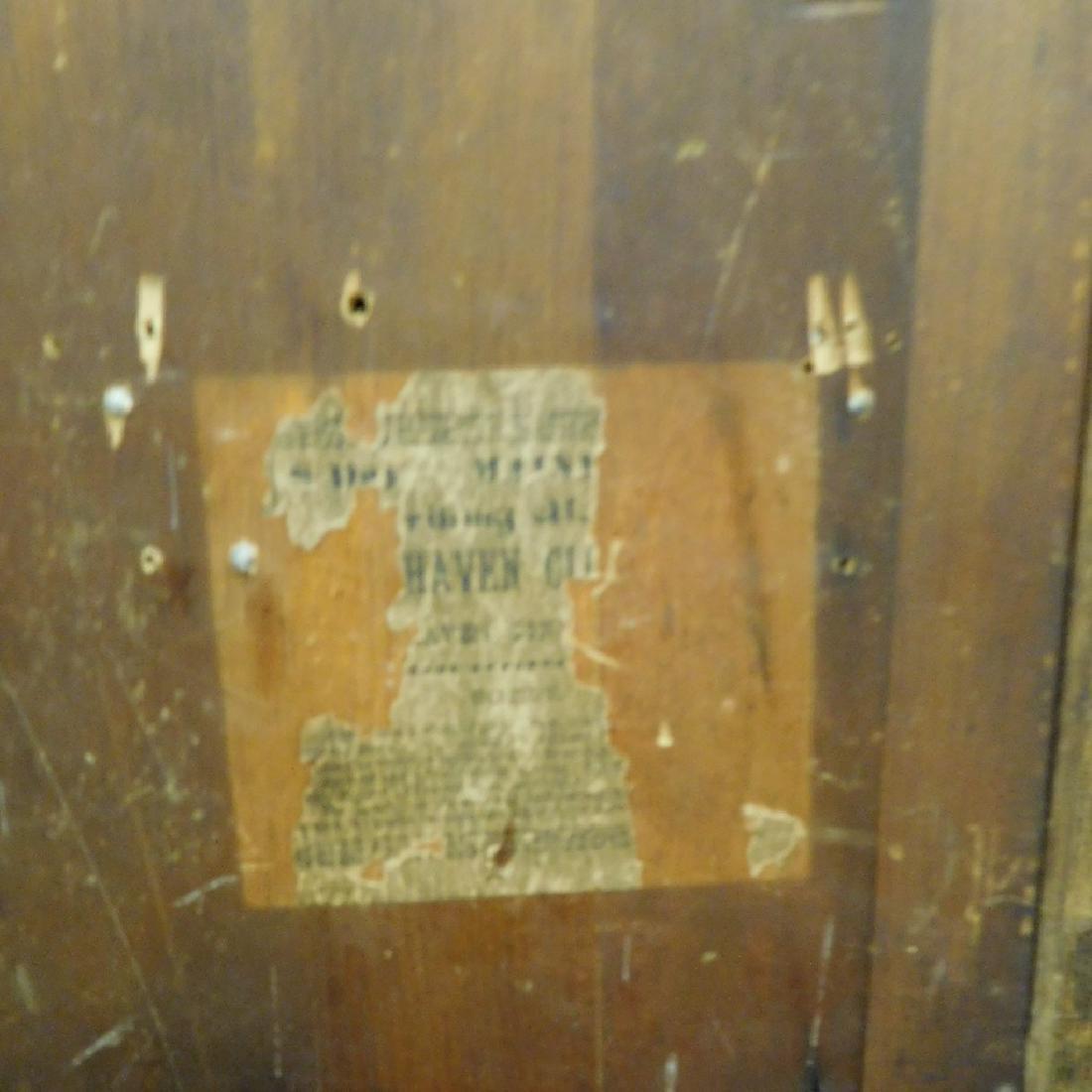 Antique New Haven Parlor Kitchen clock -Working . - 2