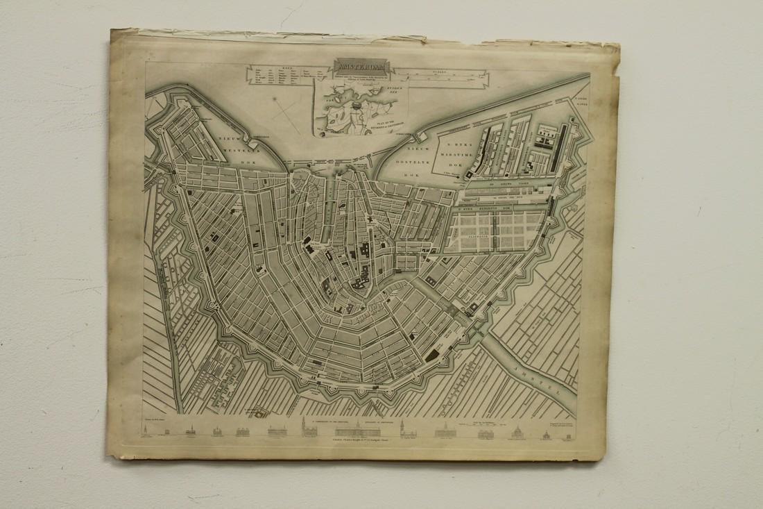 Map of Amsterdam