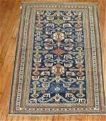 Antique Caucasian Kazak Shirvan Perpedil Rug 3'5''X5'1'