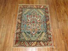 Antique Decorative Shirvan Bordjalou Kazak Rug Size