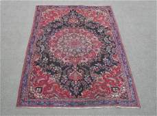 Delightful Detailed Semi Antique Persian Tabriz 9.4x6.2