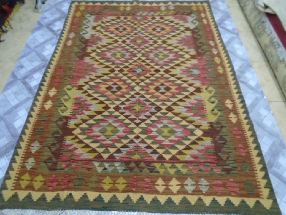 Beautiful chobi kilim