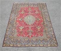 Rare Lovely Semi Antique Persian Tabriz 13.0x10.1