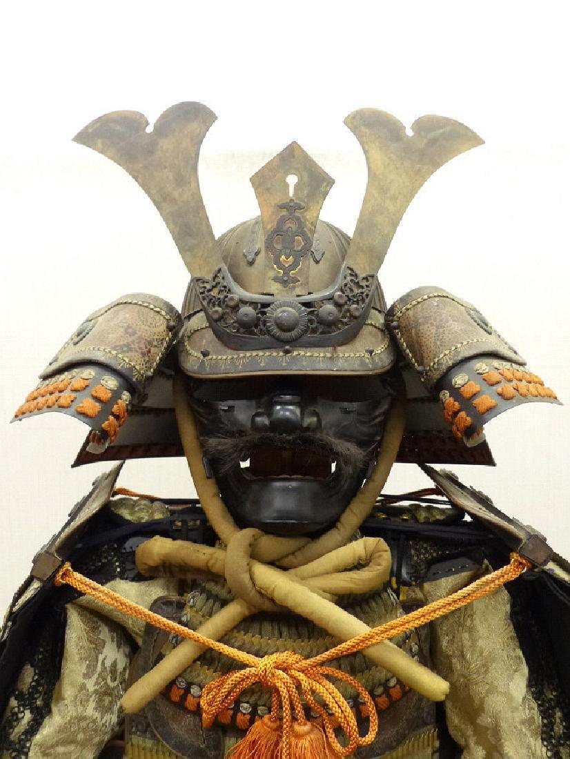 A beautiful Japanese Yoroi A pretty rare in this - 6