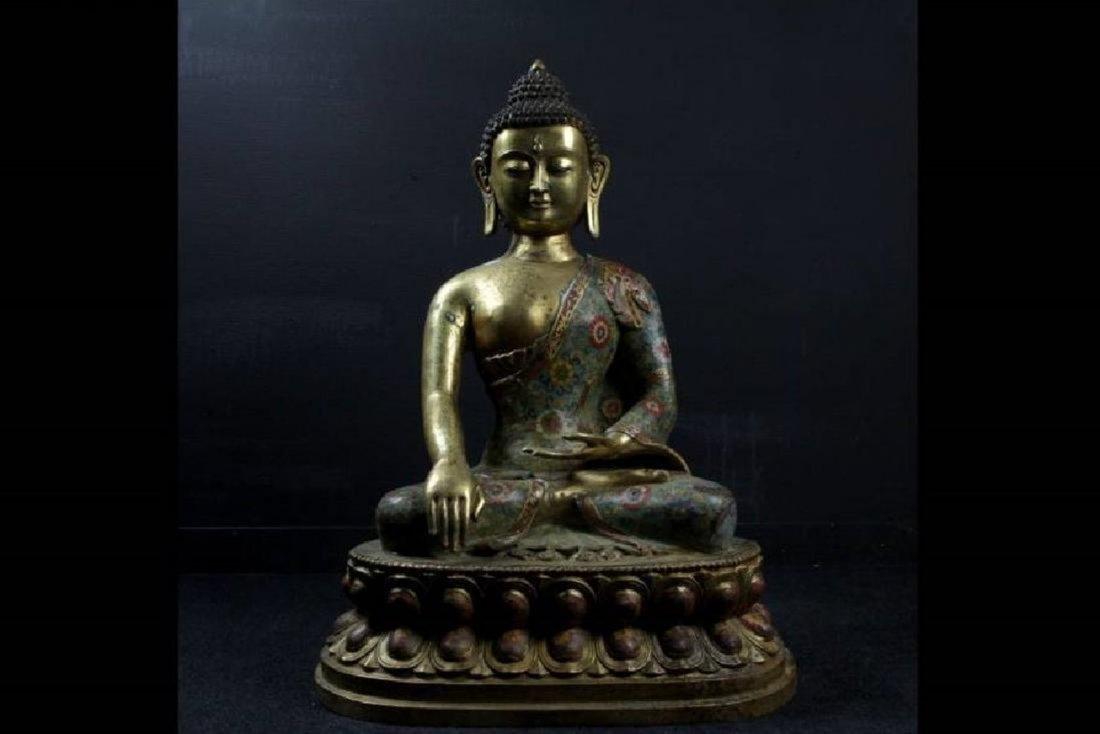 Buddha a genuine Religious rarity from China. Very nice