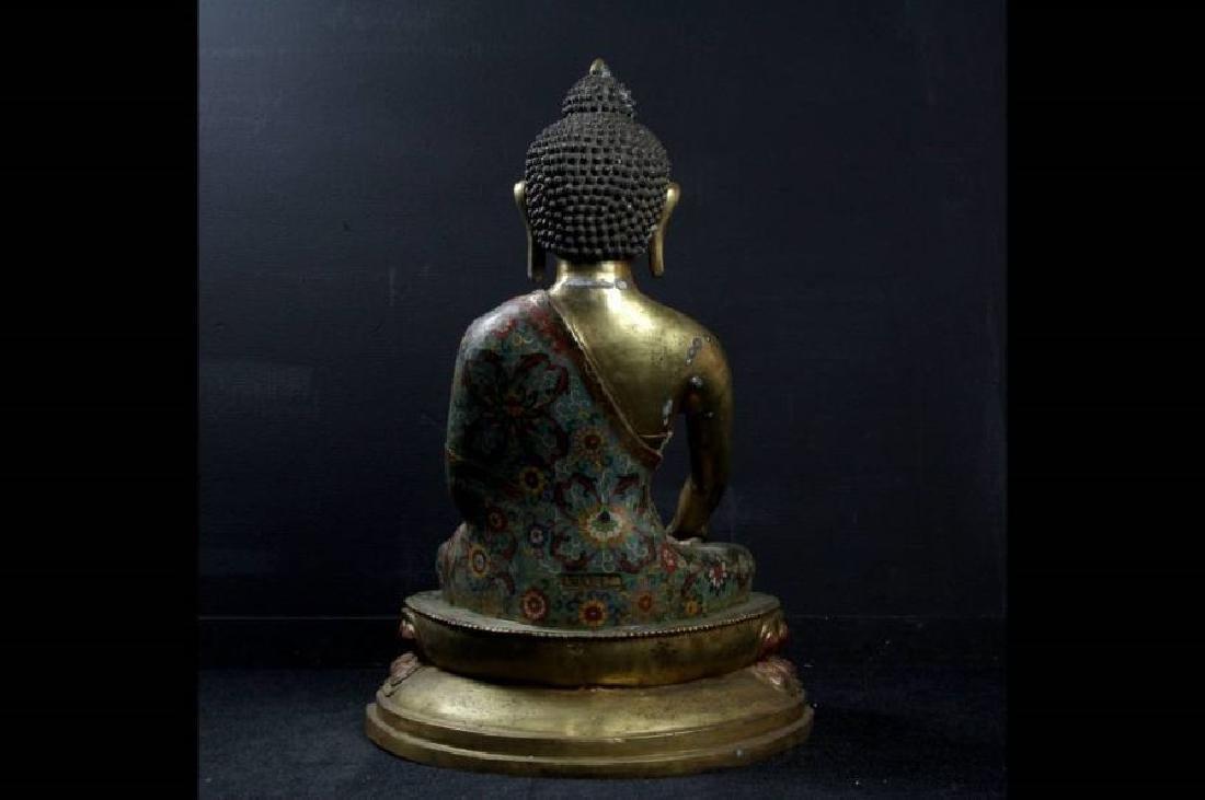 Buddha a genuine Religious rarity from China. Very nice - 2