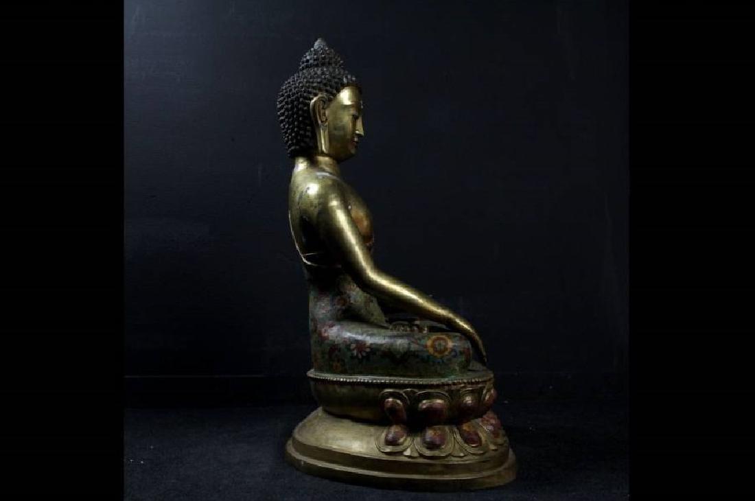 Buddha a genuine Religious rarity from China. Very nice - 3