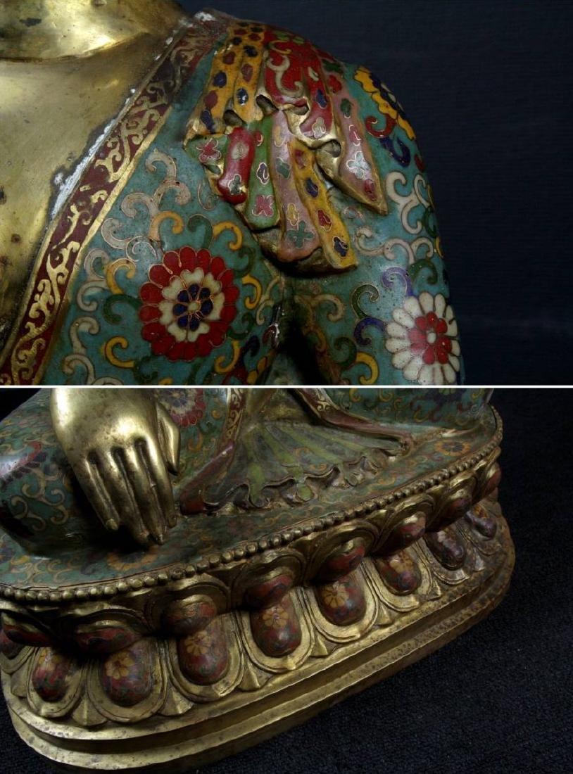 Buddha a genuine Religious rarity from China. Very nice - 5