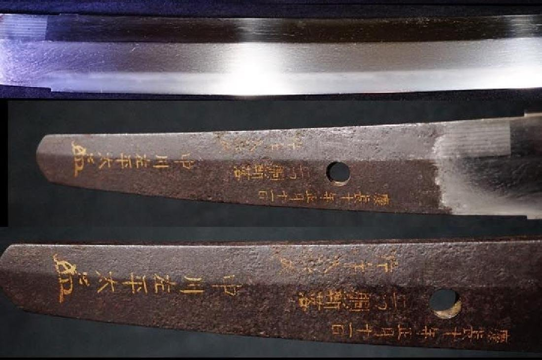 Made by first Generation Hizen Tadayoshi year 1605 - 5