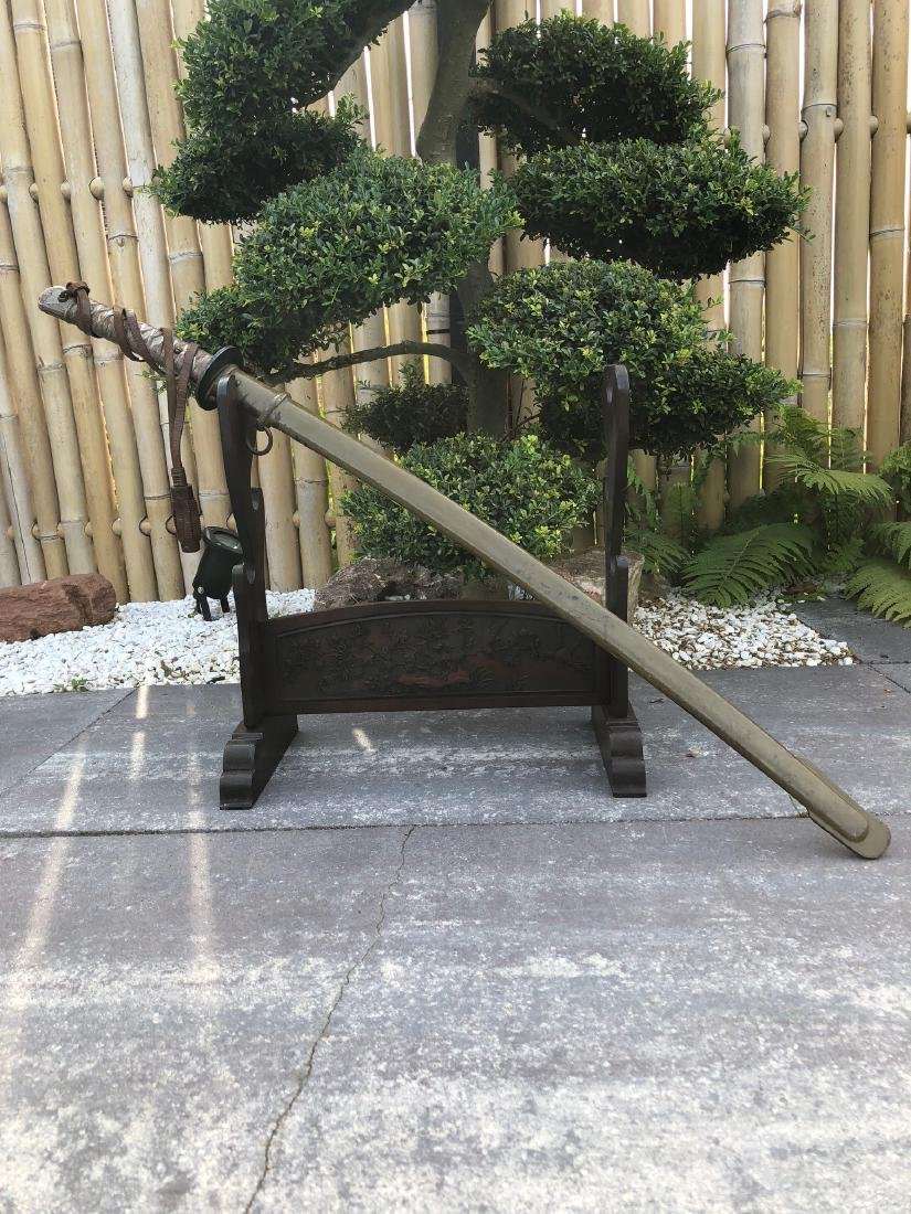 Japanese second world war type nco sword 100% honest