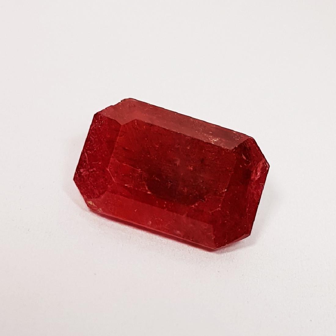 Rhodonite - 5.99 ct - 2