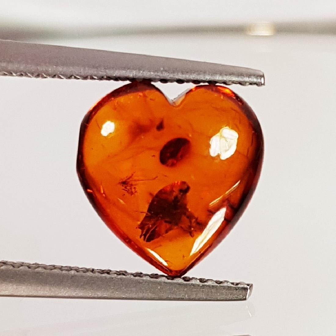Amber - 1.38 ct