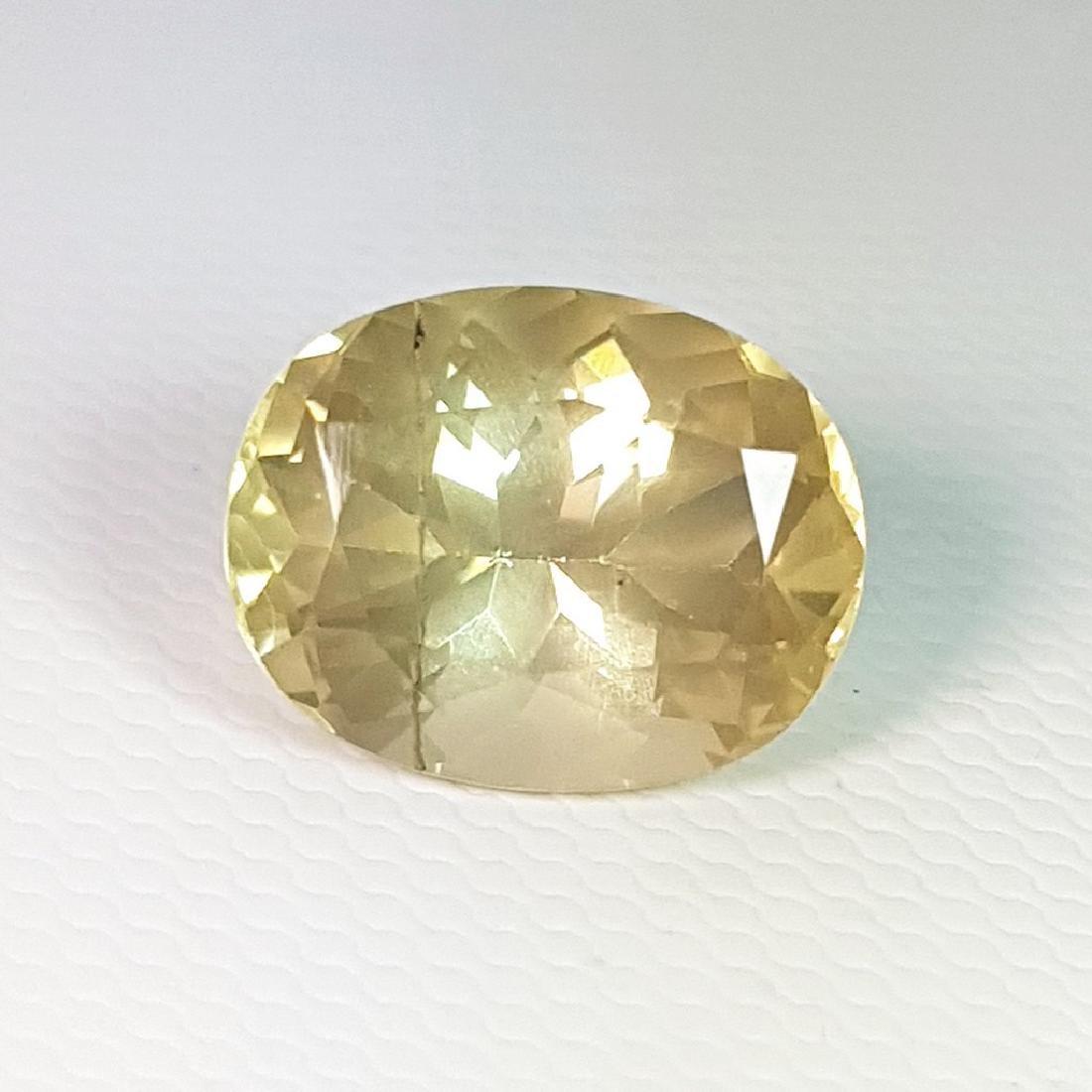 Andesine/Sun Stone - 5.01 ct