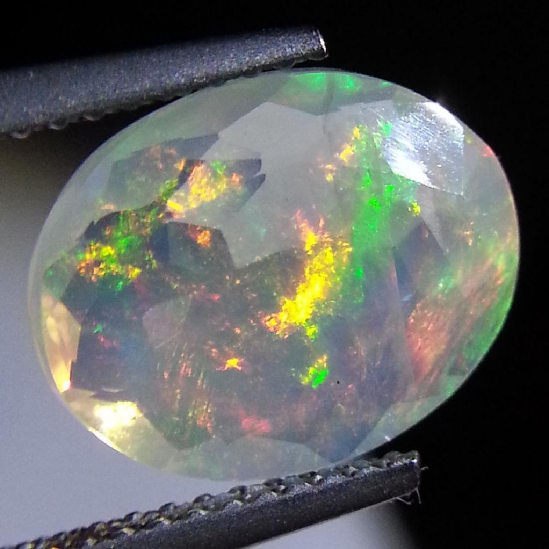 Fire Opal - 2.76 ct