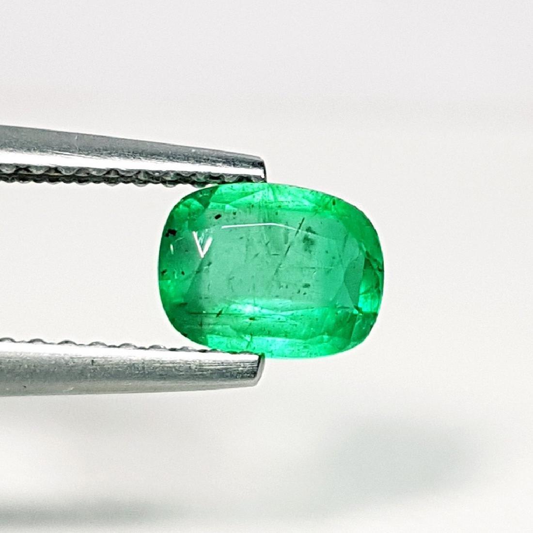 Emerald - 0.71 ct