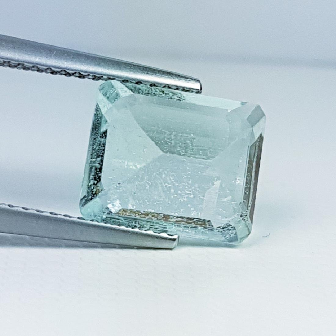 Aquamarine - 3.79 ct - 4
