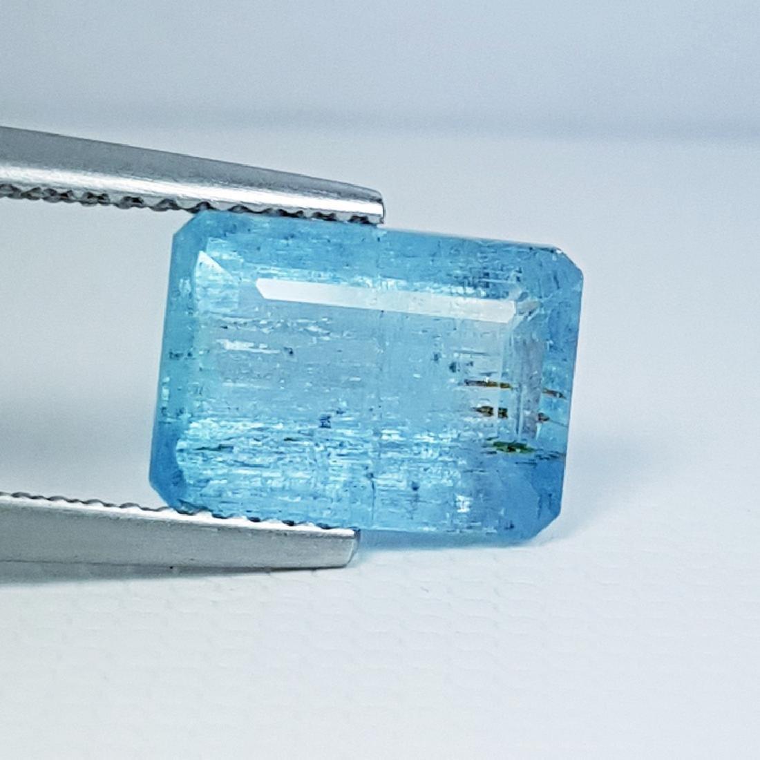 Aquamarine - 2.81 ct - 2