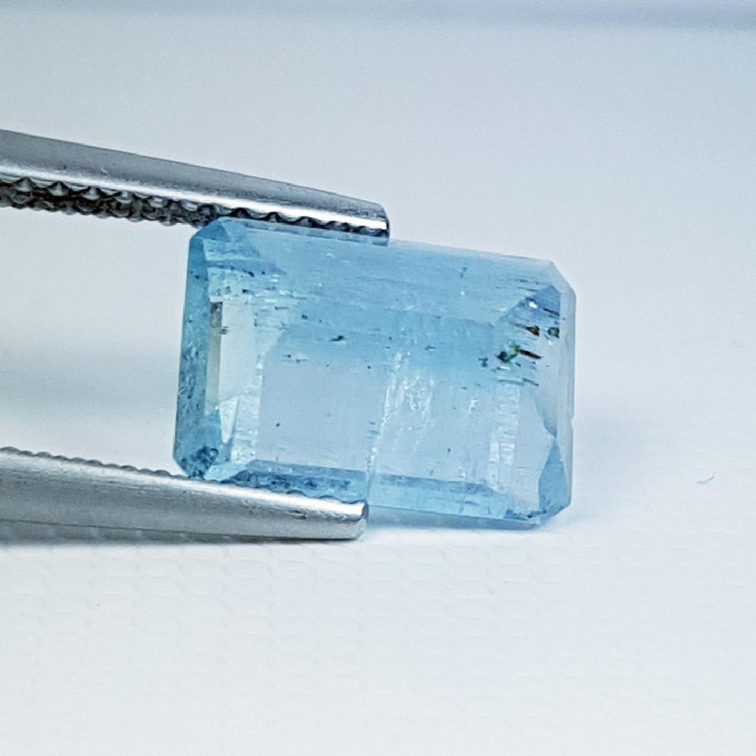 Aquamarine - 2.81 ct - 3