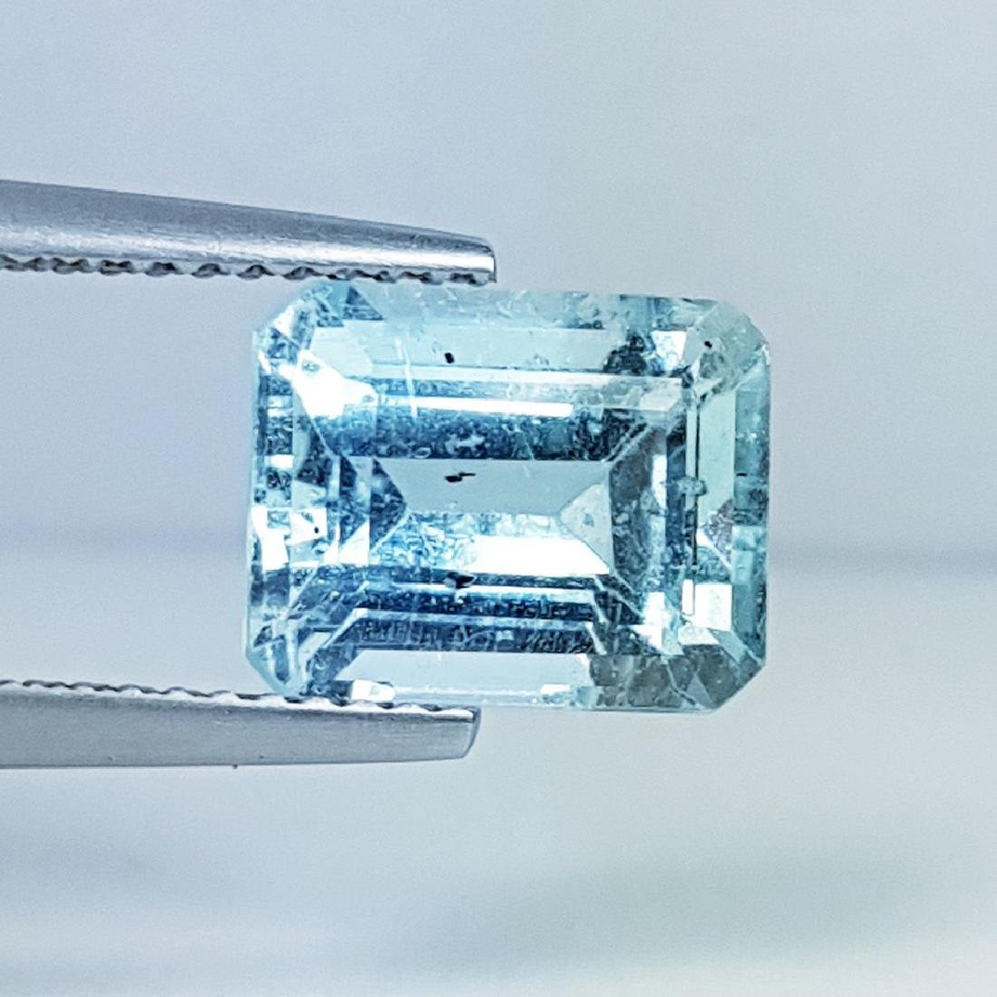 Aquamarine - 3.31 ct