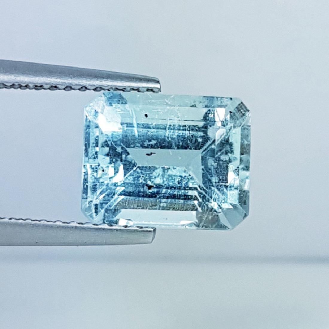 Aquamarine - 3.31 ct - 2