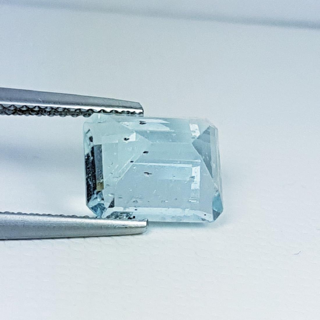 Aquamarine - 3.31 ct - 4