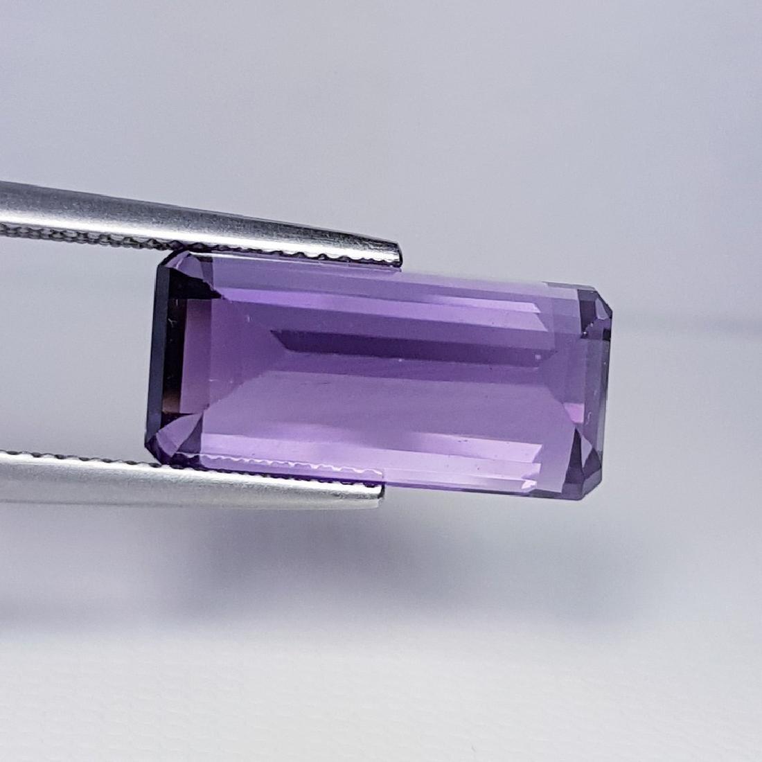 Amethyst - 10.37 ct - 3
