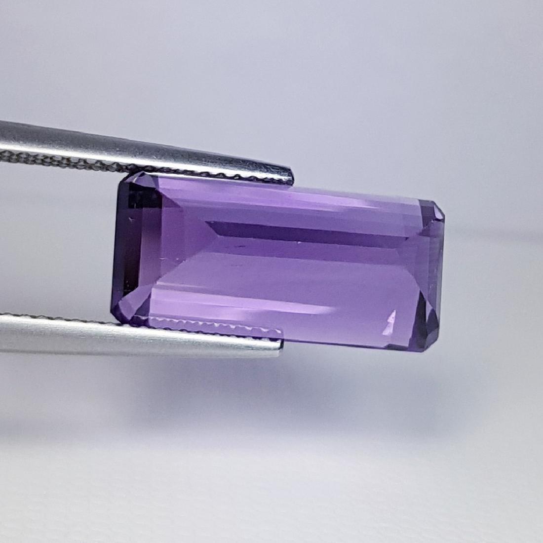 Amethyst - 10.37 ct - 4