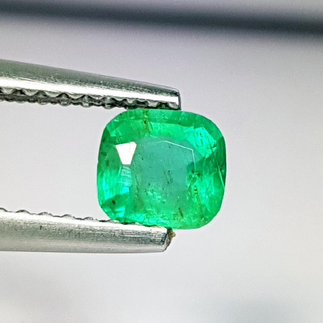 Emerald - 0.37 ct - 2