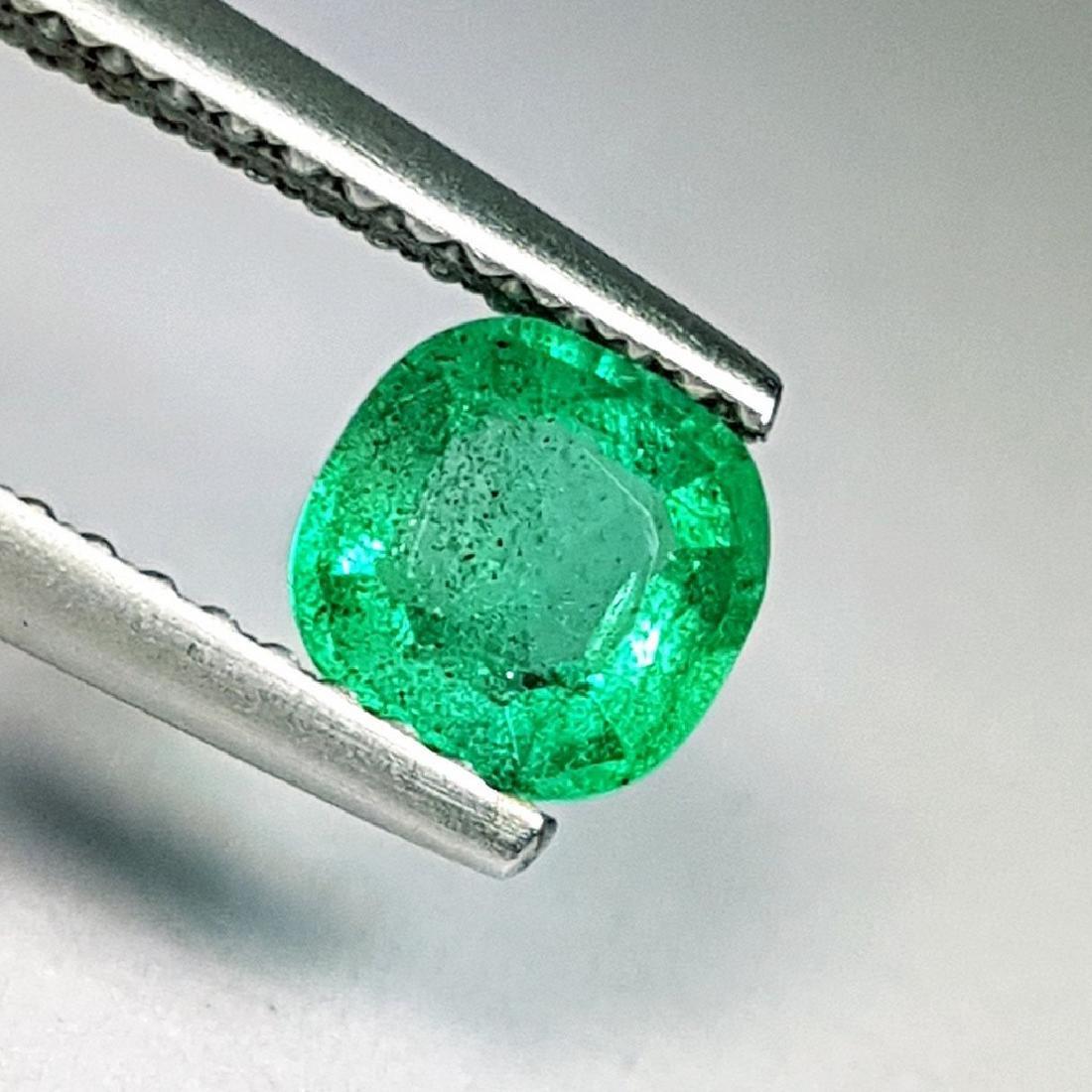 Emerald - 0.58 ct - 2