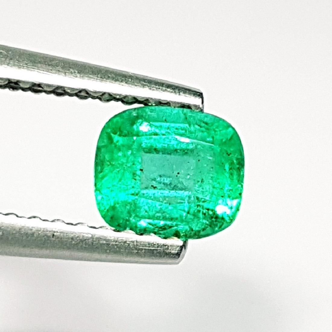 Emerald - 0.59 ct