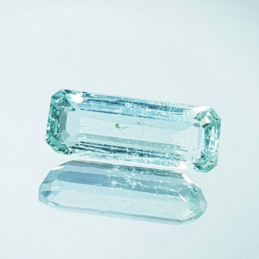 Aquamarine - 5.32 ct