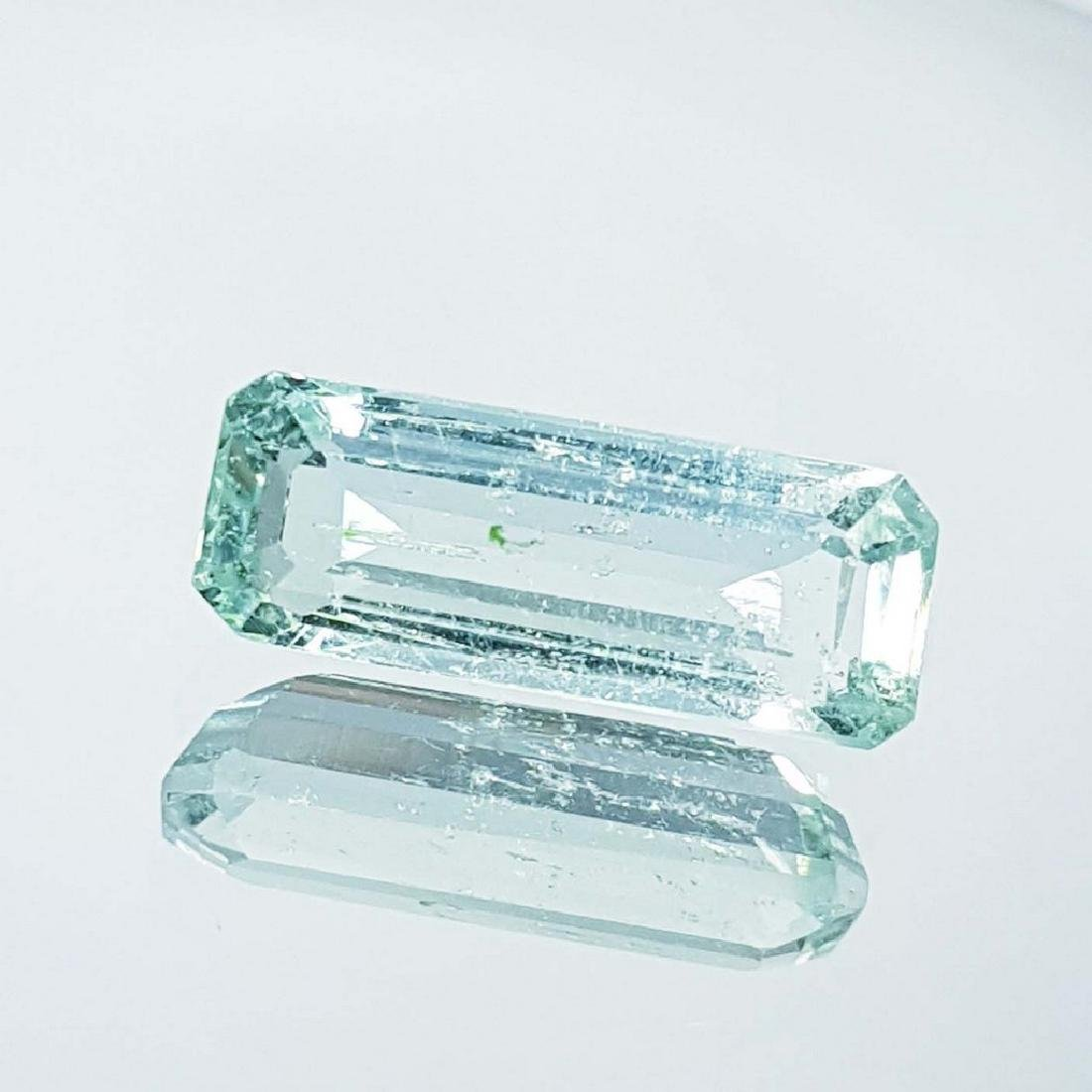 Aquamarine - 5.32 ct - 2