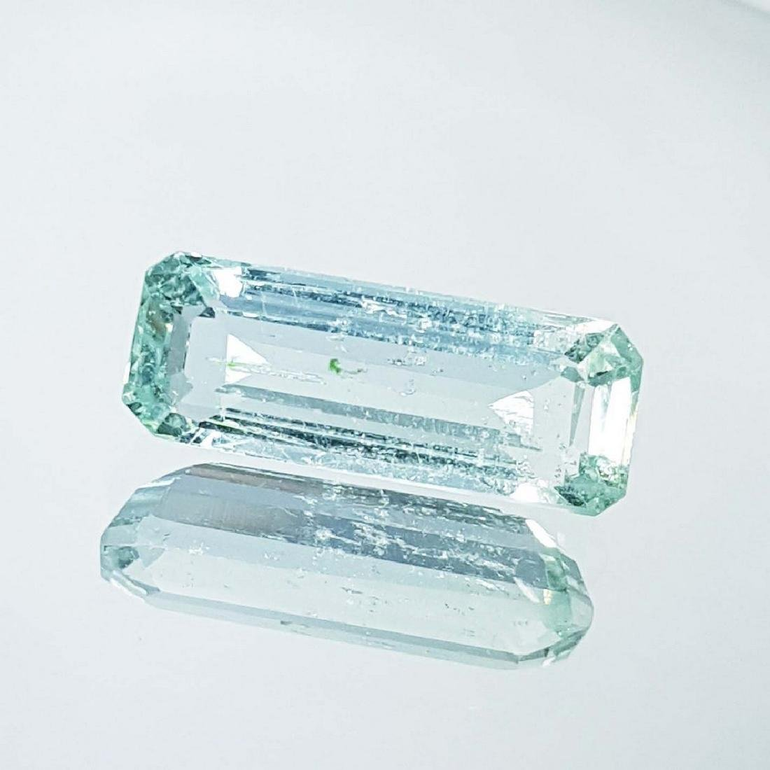 Aquamarine - 5.32 ct - 3