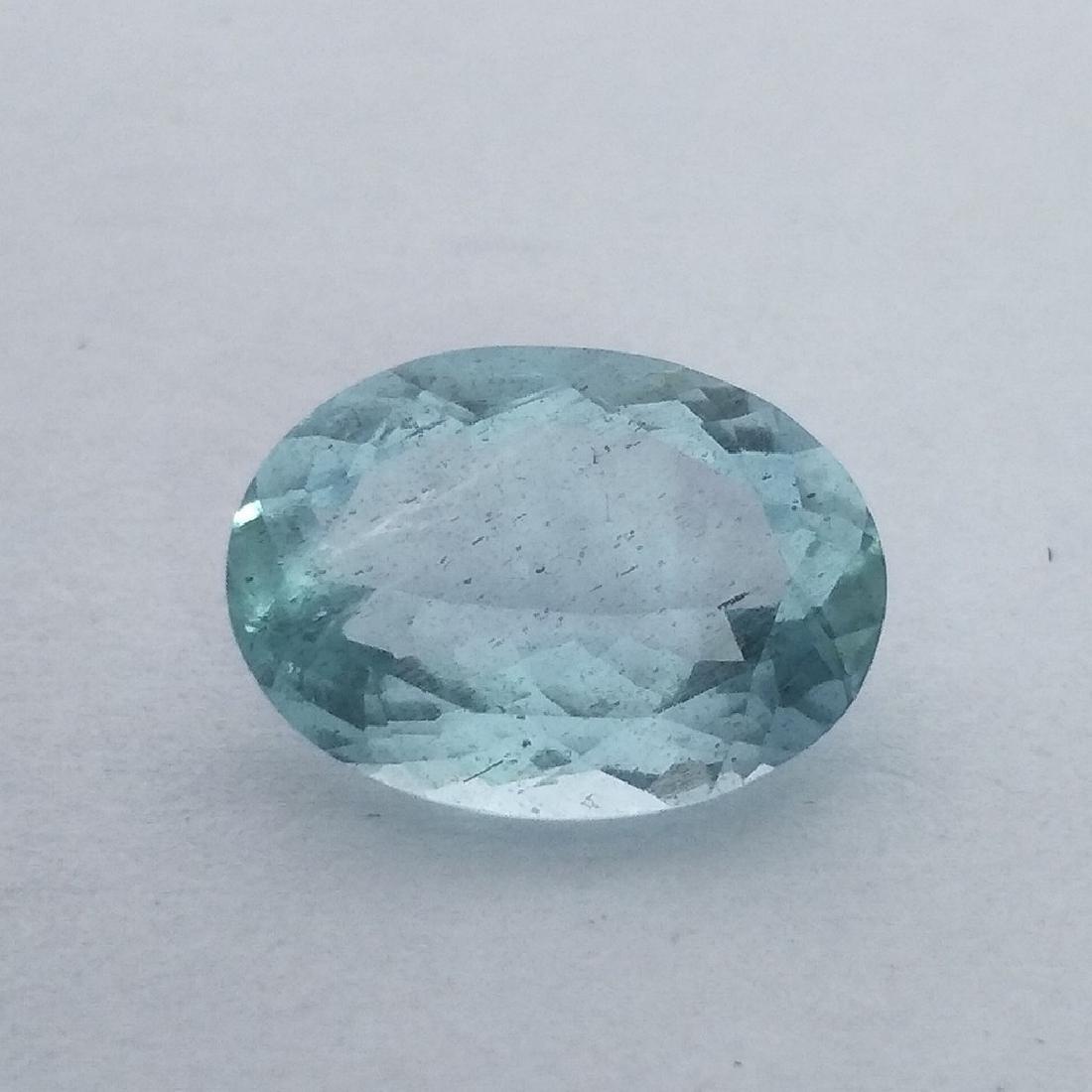 Aquamarine - 3.41 ct