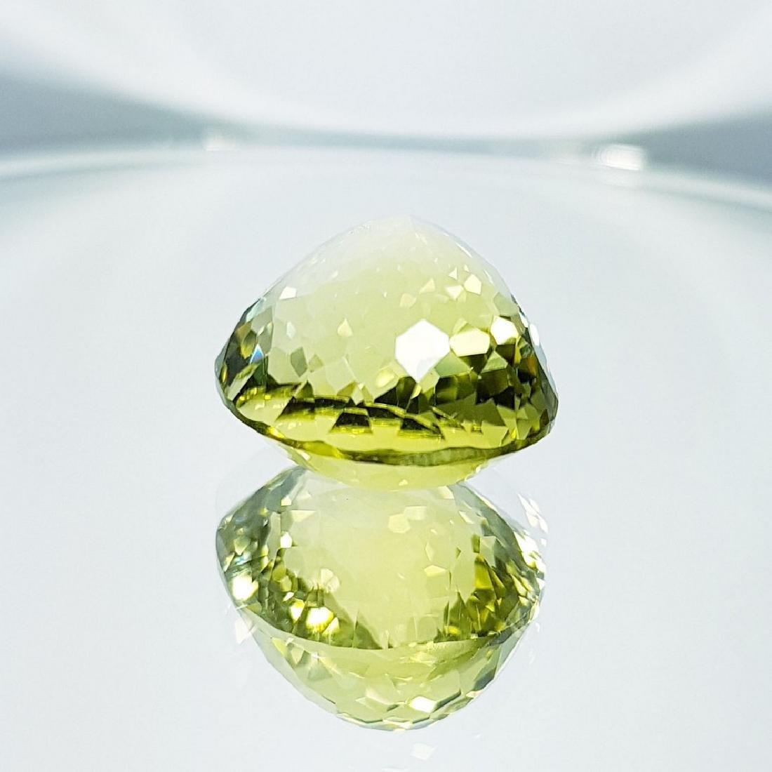 Green Gold Quartz - 16.24 ct - 4