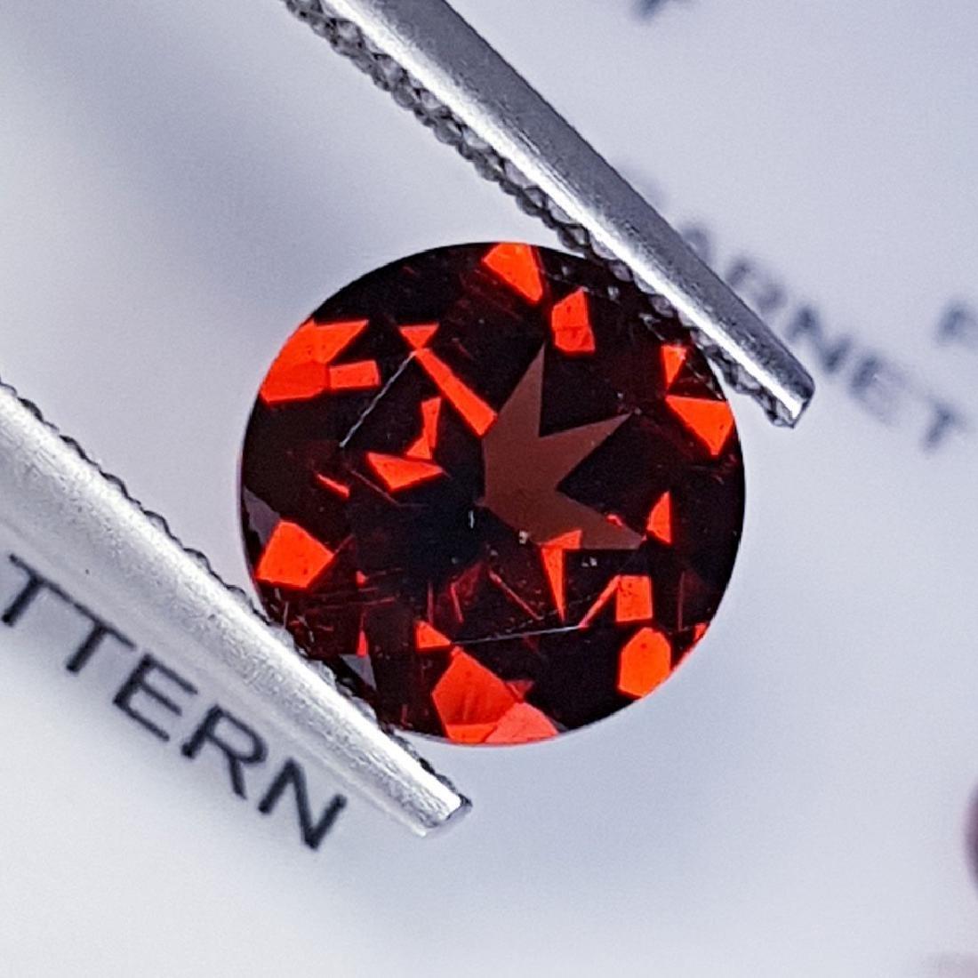 Pyrope - Almandite Red Garnet - 2.27 ct