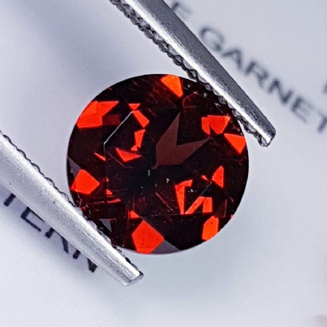 Pyrope - Almandite Red Garnet - 2.27 ct - 2